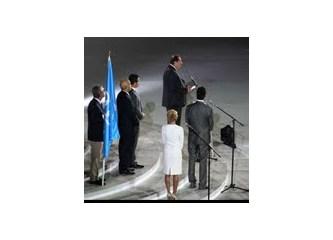 """Başkan Özcan, """"Akdeniz Oyunları Mersin için bir Milattır"""" dedi."""