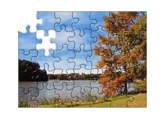 Puzzle parçası