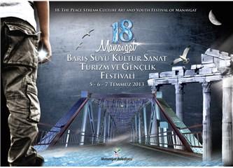 18.Manavgat Barış Suyu Kültür, Sanat ve Turizm Festivali'ne davetlisiniz