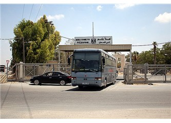 Refah sınır kapısından bakınca Mısır ihtilali