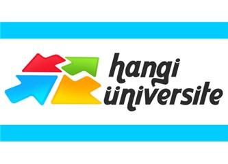 Üniversite tercihi Seni nereye götürecek?
