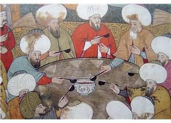 Ramazan Saray'da nasıl karşılanırmış?