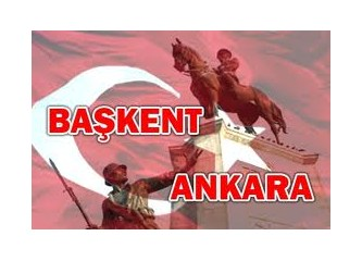 Ankara, İstanbul ile yer değiştirebilir mi?