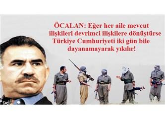 PKK ve Öcalan dinsizdir, ateisttir ve aileye karşıdır…