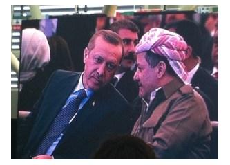 Erdoğan ile Barzani çekişmesine beş kala