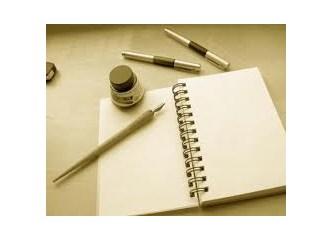 Blog yazarlığı hakkında kitap yazacağım.