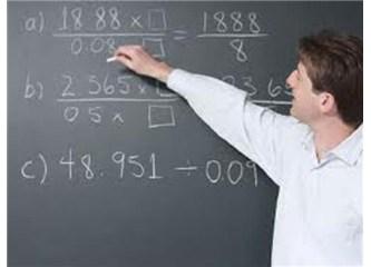 Örnek Öğretmenin sonu