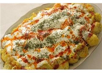 Fırında Patates Boranisi