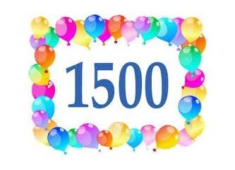 1.500. Blog
