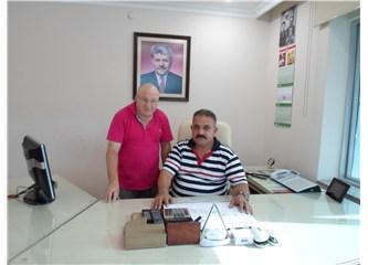 Arbel Grubu Başkan Yardımcısı Hasan Arslan,'' 24 Temmuz Basın Bayramı Kutlu Olsun''dedi.