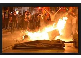 """Sen """"Gezi'ci"""", ben """"Gerici"""" öyle mi?.. Yok öyle yağma!"""