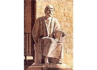 İbn-i Rüşt – Averroes Aristo'nun düşünce sistemini İslam ile kaynaştırmaya çalışmış bir âlim…