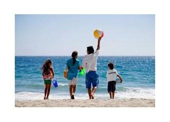 Çocukla ve bebekle tatil önerileri