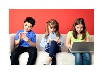 Çocukları bekleyen tehlike! Teknoloji bağımlılığı: Cep telefonu ve Bilgisayar kullanımı