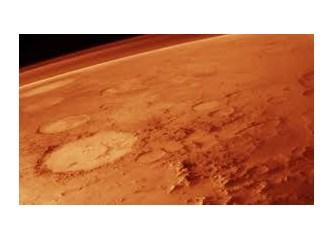 Hayat Mars'ta mı başladı?