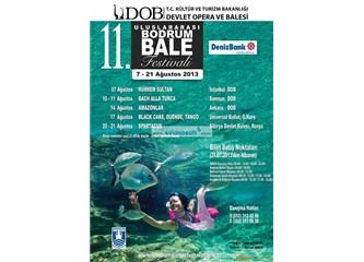 Uluslararası 11. Bodrum Bale Festivali
