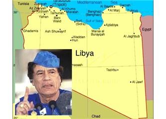 Kaddafi Libyası ve Kaddafi'nin mektubu