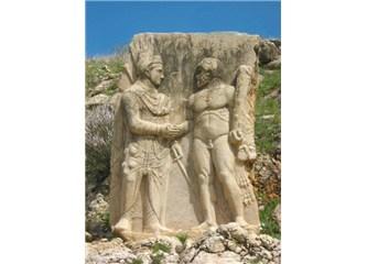 Nemrut dağındaki heykellerin sırrı