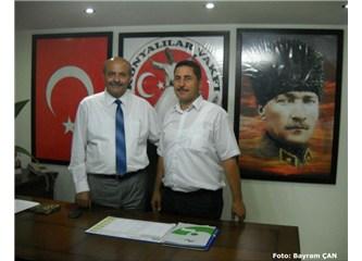 Mehmet Aydoğan Konyalıları tek çatı altında topladı...