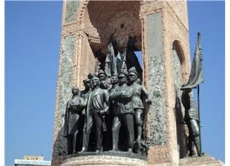 Ben Taksim'e çıktığımda…