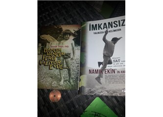 Kitaplar ve hayatlar…