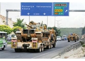 Türkiye'yi savaş tehlikesiyle karşı karşıya bırakmak suçtur!