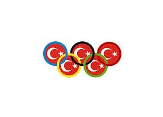 Olimpiyat'a resimdeki gibi bakarsak daha çok bakarız