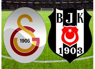 Beşiktaş:1 – Galatasaray:2. Maç daha bitmedi..!