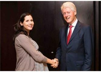 Başkan Clinton Dr. Elif için gözyaşını zor tutuyordu, ya...