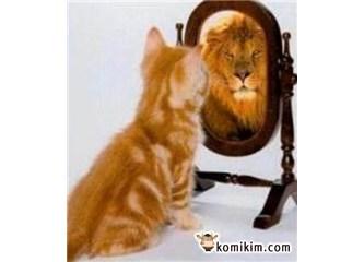 Ayna gerçeği saklama