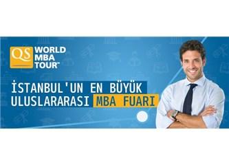 MBA Fuarı Duyurusu: QS MBA Tour Istanbul'da