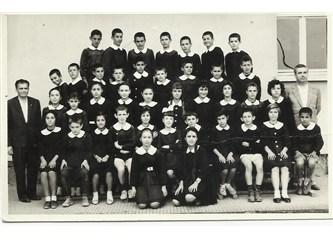 'İlkokul yıllarım ve Andımız'