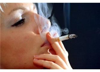 En yaygın uyuşturucu; sigara