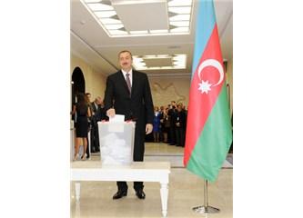 Azerbaycan'da seçim: İlham Aliyev güven tazeledi