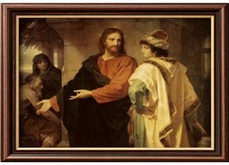 Hz. İsa şu anda kendisini gizliyor...