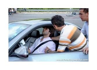 Dizi filmlerde, Trafik Eğitim Dairesinin alkışlanacak uygulaması;