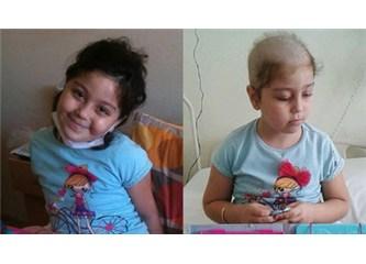 Lösemi hastası Melis Akbaş için Okan Bayülgen  program yapacak!