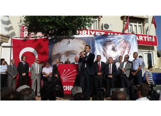 CHP Sözen ile devam dedi