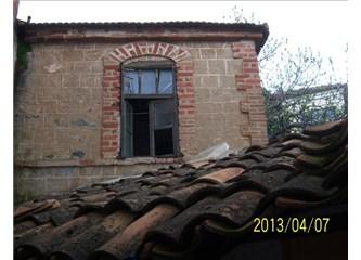Kültür Mirasımızı korumalıyız / Dağyeni Köyü'nde Celal Bayar evi,