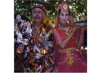 Şaman dansı