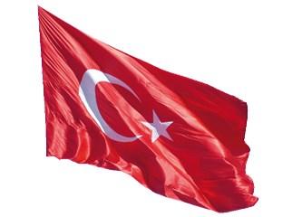 Rüzgarsız da dalgalanır benim şanlı bayrağım