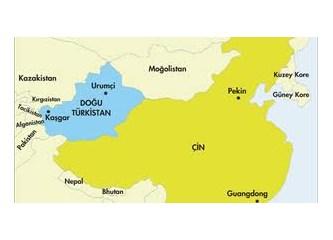 Çin füzeleri ve Müslüman Uygur Türkleri