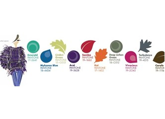 Bu Sonbahar-Kış hangi renkler moda?