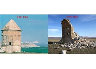 Erciş'te bir Türk-İslam eseri yok olmak üzere!