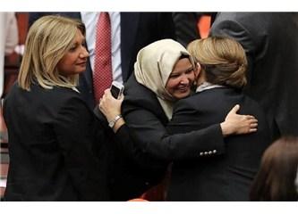 Bu ülke kadının eteğiyle, başörtüsüyle uğraşılmayan bir ülke olsun artık…
