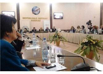 Moldova Ombudsmanna Ermenistan ve Azerbaycan'daki ilgi farkı