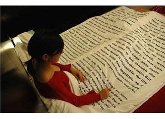 Bir damla Mürekkep bir milyon kişiyi düşündürebilir.- 2-