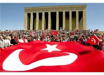 Atatürk'e gideceğim