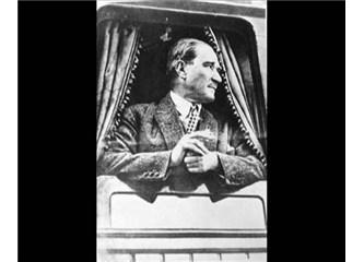 Atatürk'ten bir anı