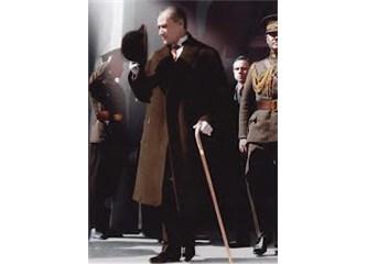 Atatürk 'Ulusal bilincini' yitirmiş, 'kavim devlete' yelken açmış T.C. Hükümeti'ni kabul etmezdi!